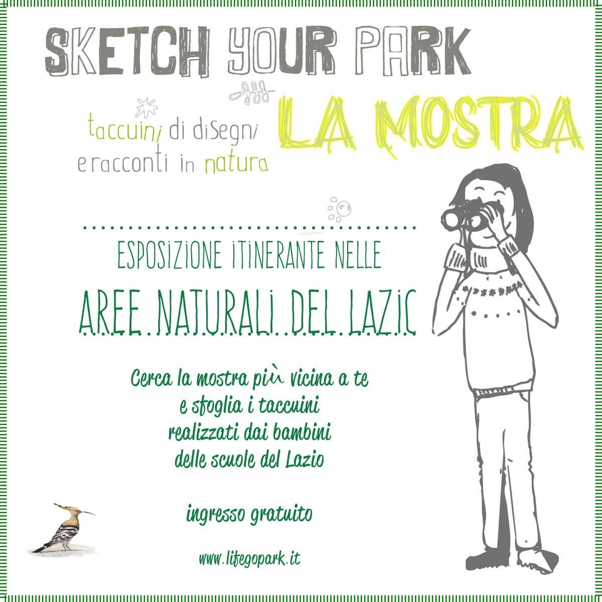 Mostra Itinerante di Sketch Your Park